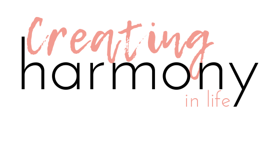 Creating Harmony in Life