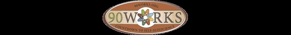 90Works Self-Sufficiency veteran workforce steel insulated panel home SIP