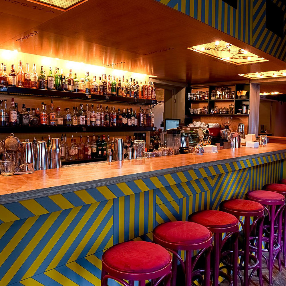 One More bar - Fellow bar situated on Shishman Str. One More Bar is famous for its hospitality and creatively curated cocktails. The bar is the first to serve organic and vegan cocktails on the market.Hours 08:00 - 02:0012 Shishman Str.