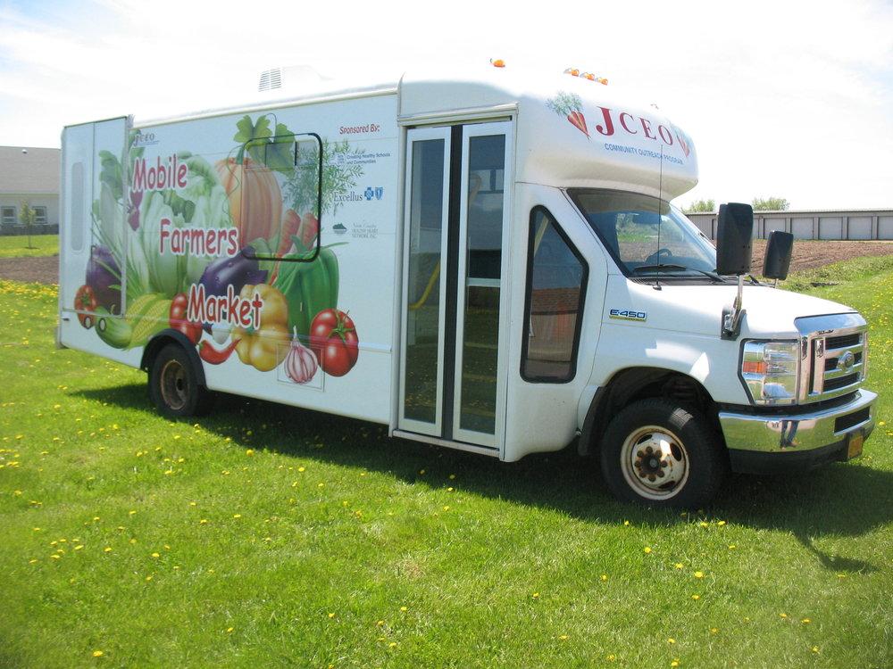 Mobile Farmer's Market -