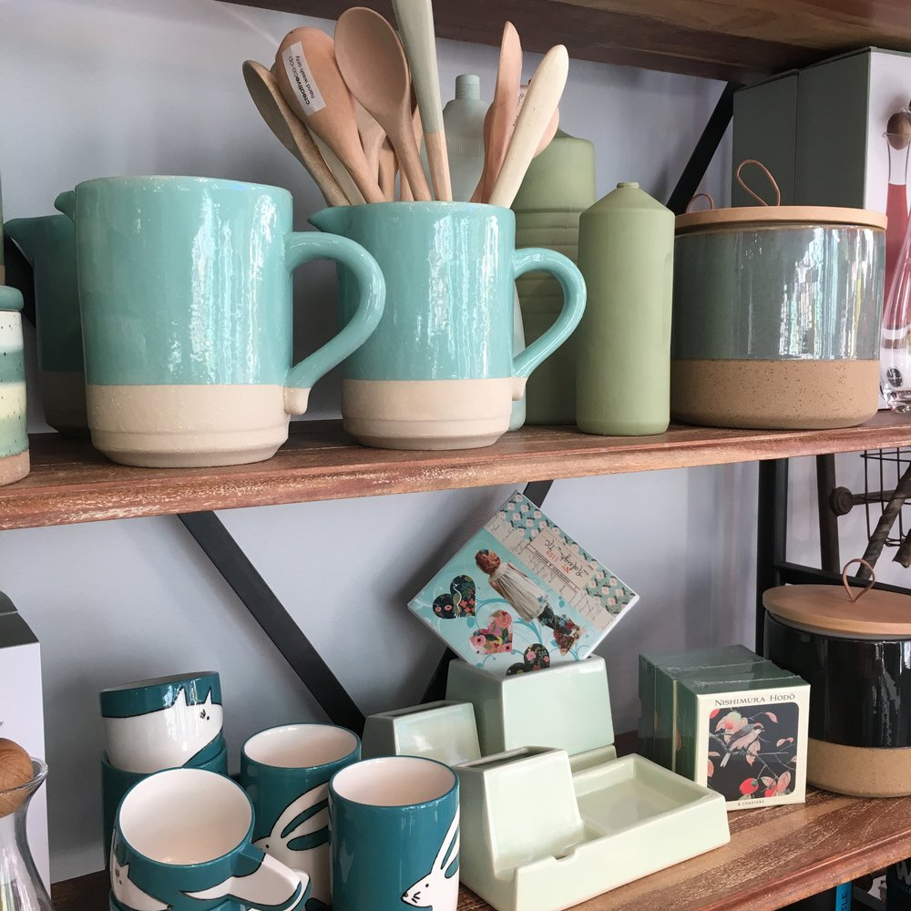 DECO Raleigh - Museum shop meets gift store. At DECO we celebrate local makers and unique brands. You'll find the work of more than 75 local artisans and makers.207 S Salisbury St