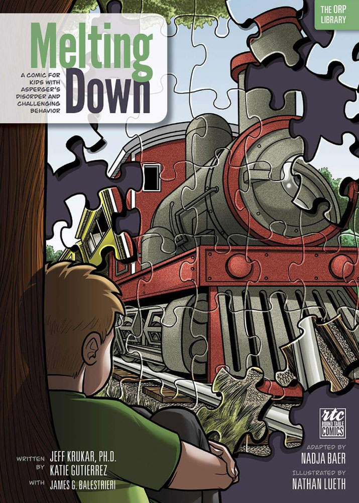 Based on dozens of intensive interviews with parents, clinical psychologists, teachers, and more, Melting Down is the fictional story of Benjamin, a boy diagnosed with Asperger's disorder and additional challenging behavior. From the time Benjamin is a toddler, he knows he is different: he doesn't understand social and emotional cues, does not know how to play with his sister or other children, and dislikes making eye contact. And his tantrums are not like normal tantrums; they're meltdowns that will eventually make regular schooling—and day-to-day life—impossible. Told from Benjamin's perspective, Melting Down gives a unique glimpse into the journey taken by children with Asperger's disorder and additional challenging behavior, demonstrating that the path toward hope isn't simple—but with the right tools and teammates, it's possible.   Paperback-   $15
