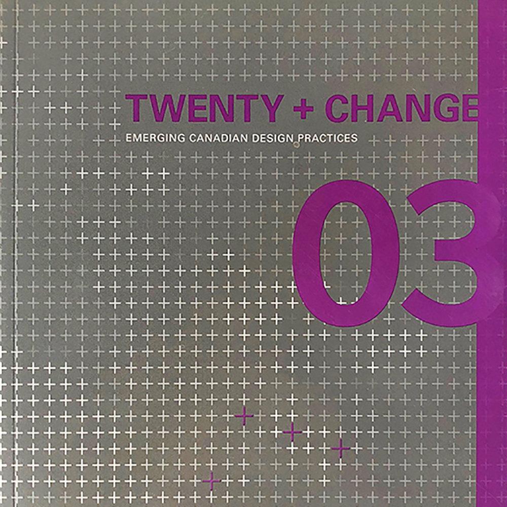 WORK H44: Twenty+Change 2011