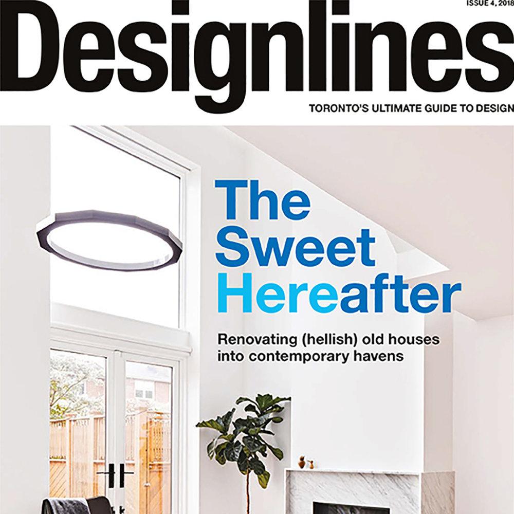 WORK H142: Designlines 2018