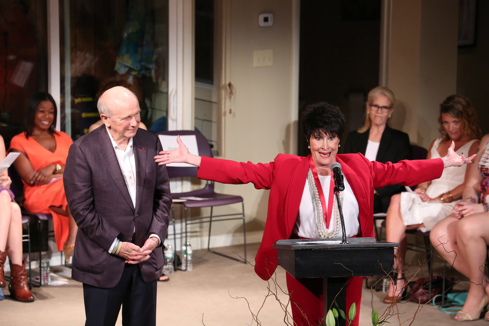 2015 LILLY AWARDS Photo 3 Terrence McNally and Chita Rivera.jpg