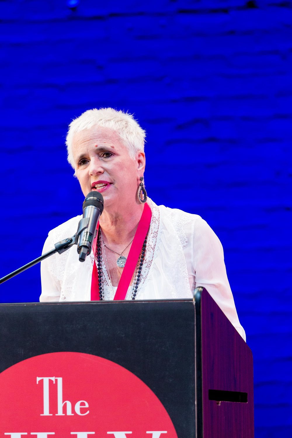Dear Young Women Playwrights - by Eve EnslerOn May 21, 2018, the You've Changed the World Award was given to Eve Ensler at the ninth annual Lilly Awards celebration. The complete text from her rousing speech is published here with Eve's permission.