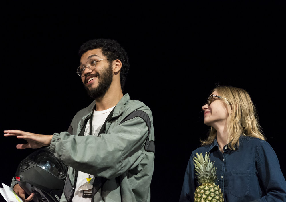 24HR17 Justice Smith and Tavi Gevinson Photo © Howard Sherman 24A_1315 copy.jpg