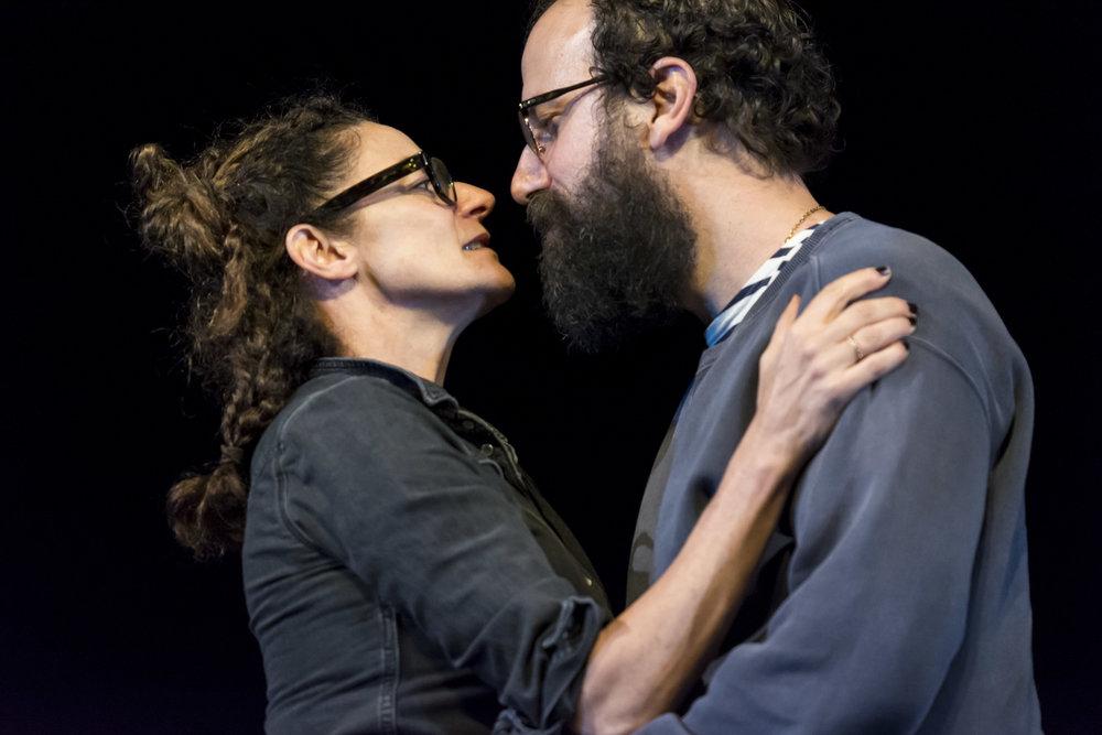 24HR17 Michelle Gomez and Brett Gelman Photo © Howard Sherman 24A_1183 copy.jpg