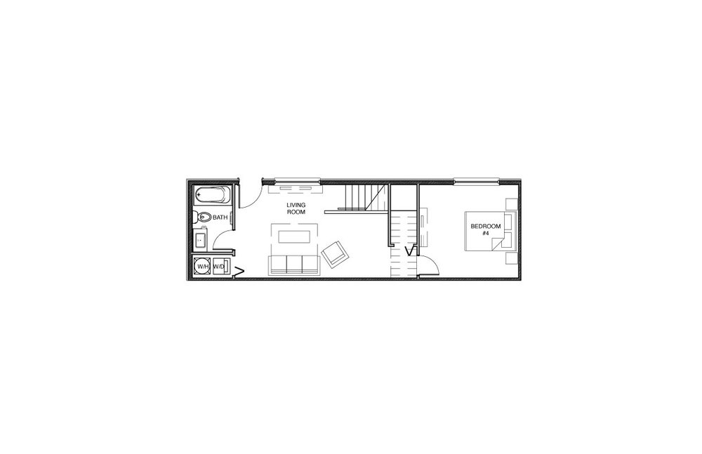 Town House - Lower Level