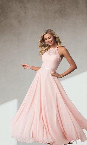 65db4966fdda DANCING QUEEN Maxi Chiffon Dress