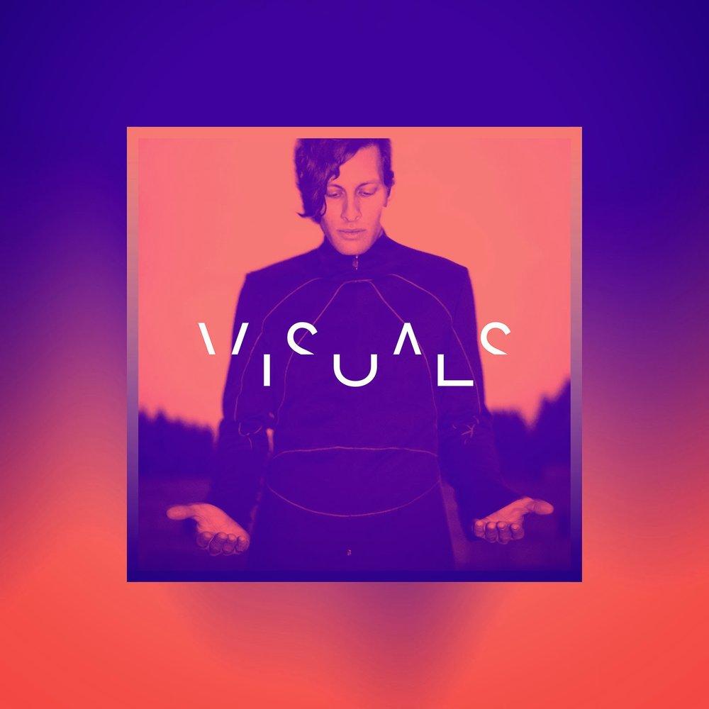 VISUALS - VISUALS EP (2013)    Produced by Nicolas Jaar & Dave Harrington