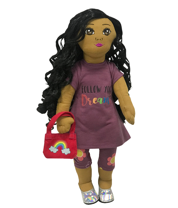 Kayla 18-inch Doll