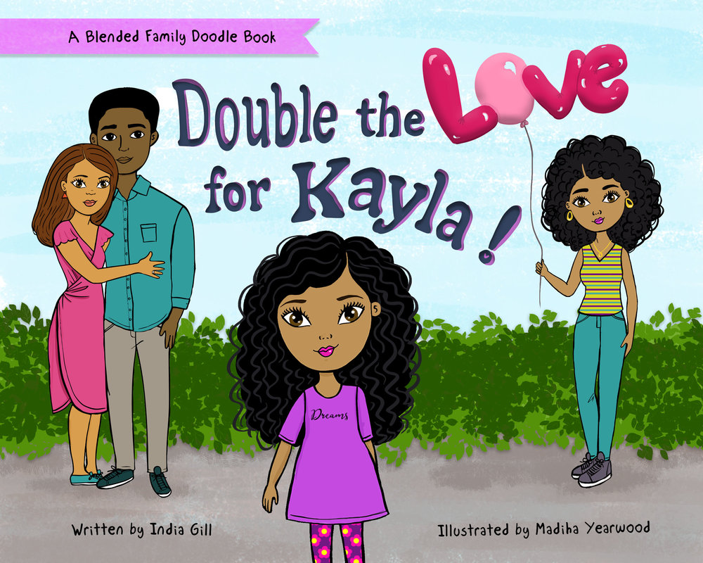 Copy of Karis Dolls Kayla Doll Activity Book