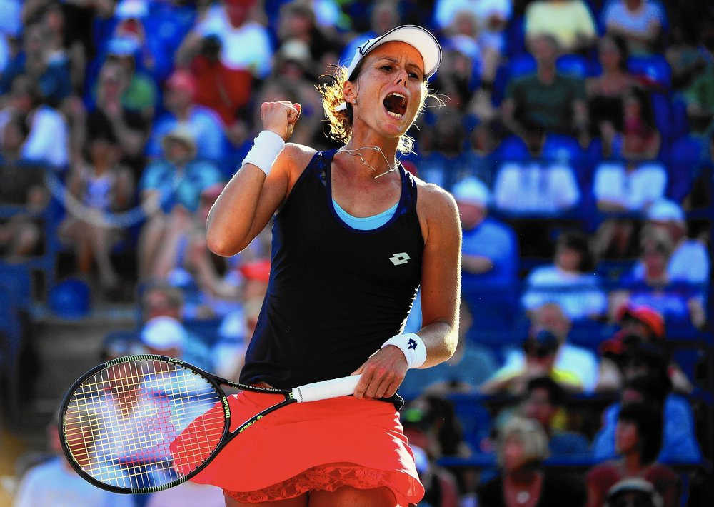 Lepchenko wins and advances into the fourth round at the 2015 US Open