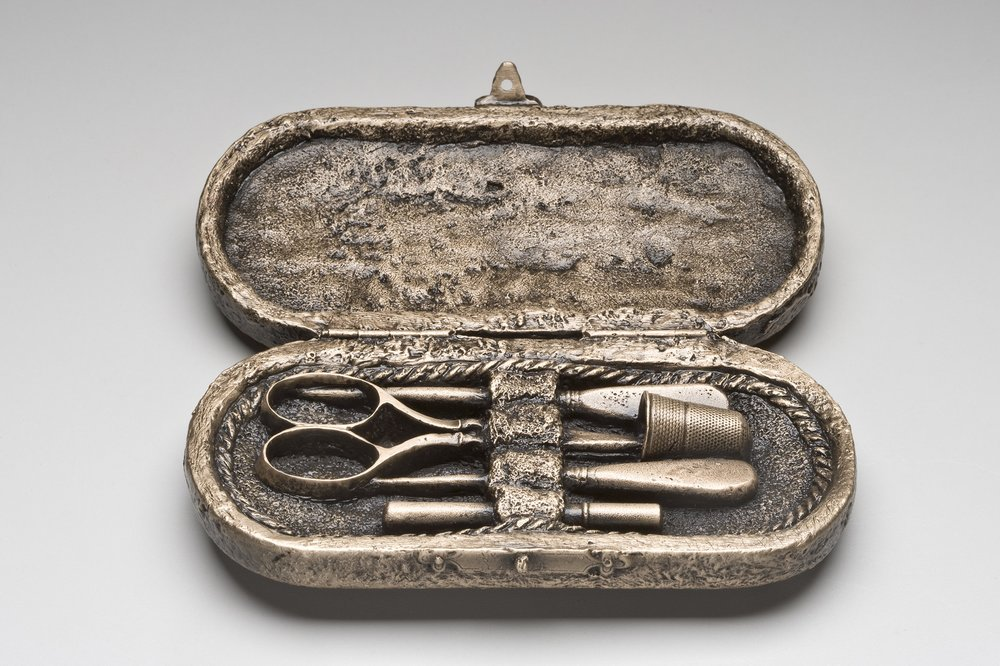 First Generation Artifact: Needle Work Tools