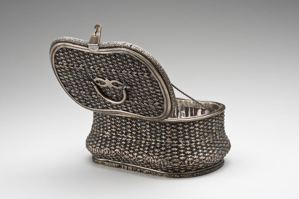 First Generation Artifact: Sewing Basket