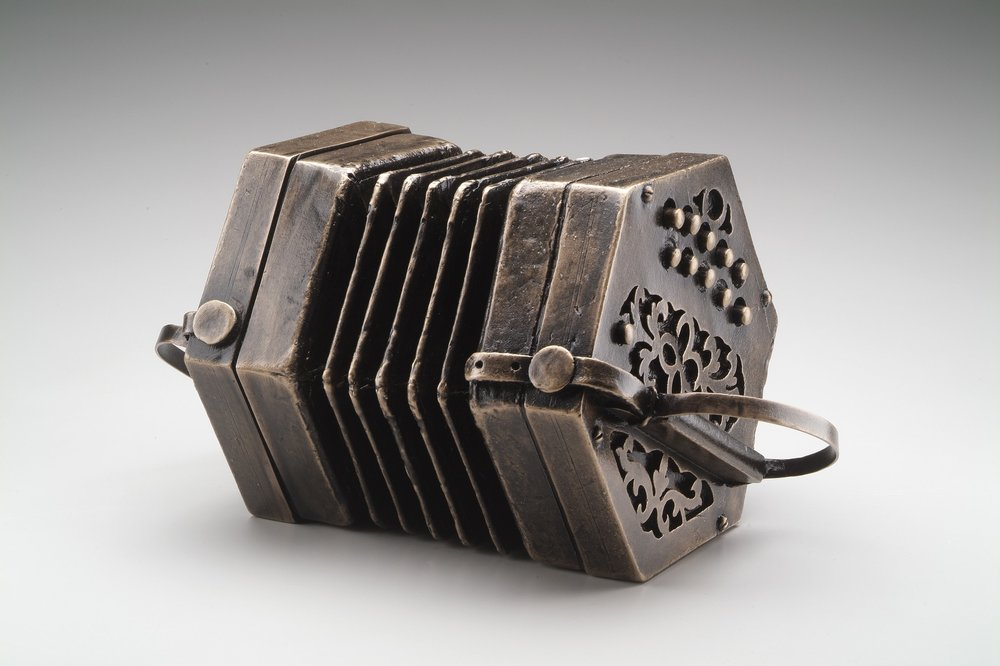 First Generation Artifact: Concertina