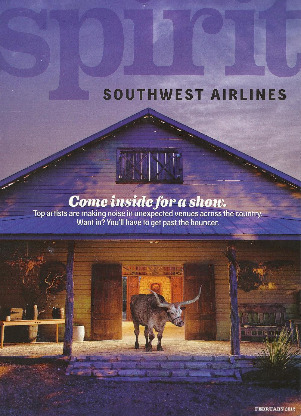 SPIRIT SOUTHWEST AIRLINES