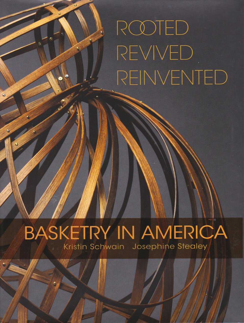 BASKETRY IN AMERICA
