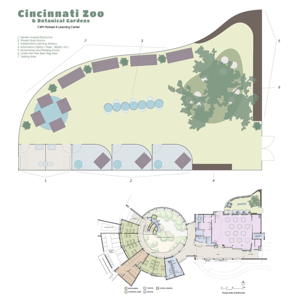 Cincinnati Zoo Service Design — Sierra Bailey-Van Kuren on