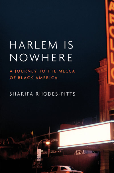 "In ""Harlem,"" New Faces Occupy An Old Neighborhood - Review of Harlem is Nowhere, National Public Radio, February 16, 2011"