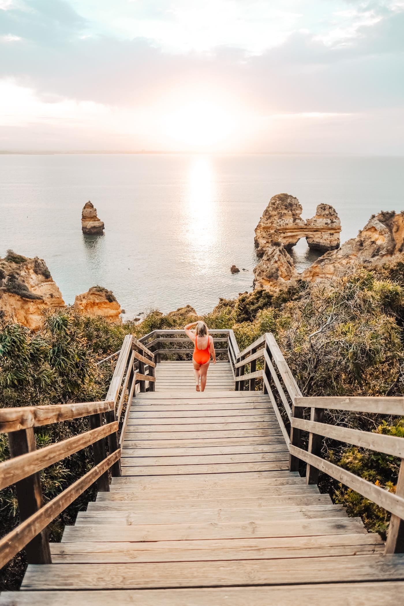 Solo Travel in Portugal: My Trip to Lagos, Lisbon & Porto