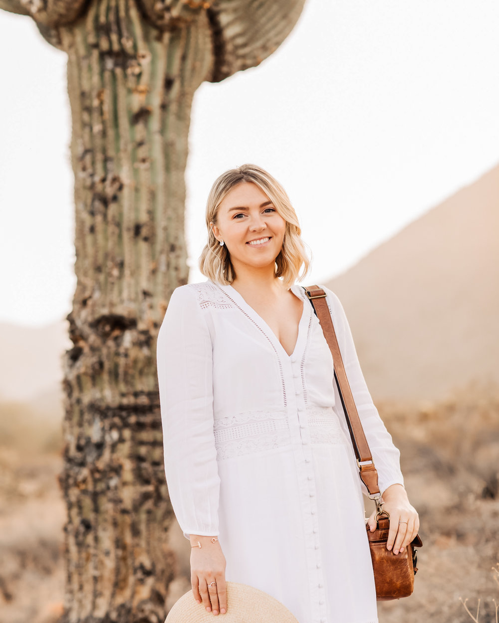 One of my favorite solo trips from last year was to the Tempe/Scottsdale area in Arizona. For a fantastic photographer in the region check out  Stephanie Heymann  - we shot these photos in the desert at sunrise and she is absolutely incredible!