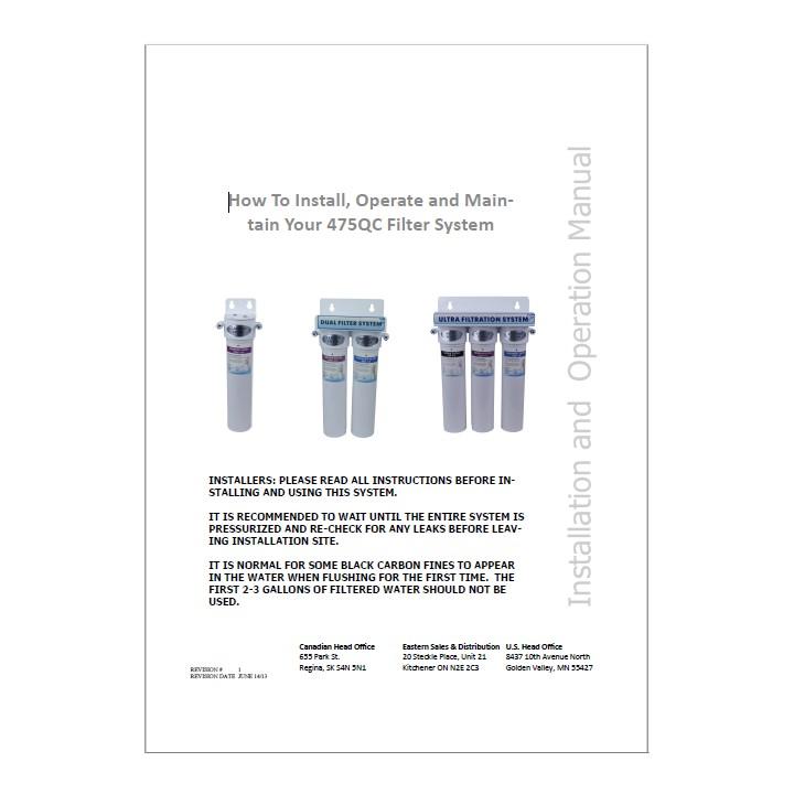 475QC Manual