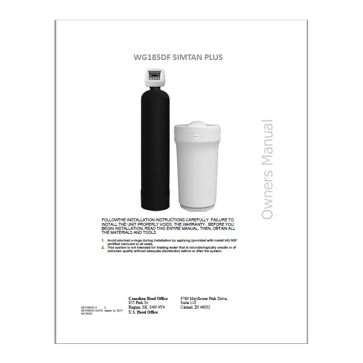 SimTan Filter Manual
