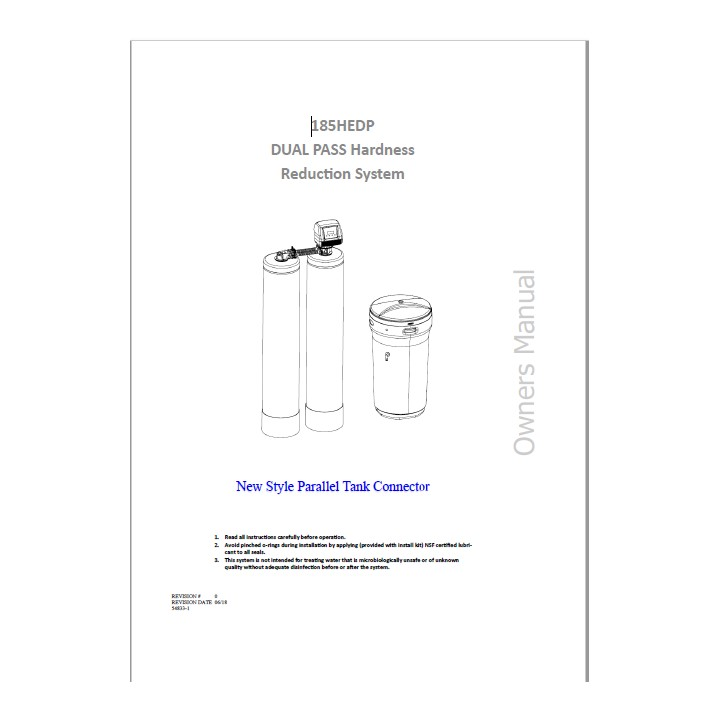 HEDP Filter Manual