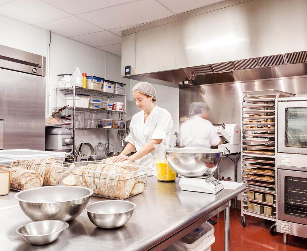 Commissary Kitchen Rentals Amped Kitchens