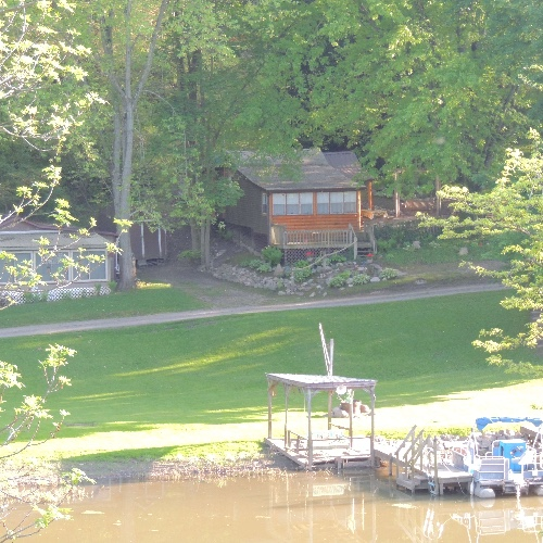 The River - We are located on the Great Miami river, where you are able to bring your boat or jetski to play on the river. If you want to take is a bit slower and more relaxed there is also room for canoes and kayaks.