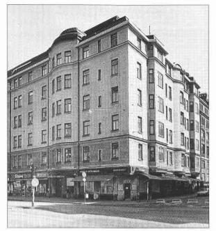 Formannen 13.  Åsögatan 111 och Götgatan 61,63