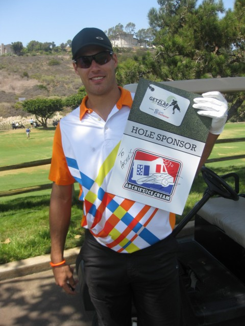 2nd Annual Ryan Getzlaf Golf Shootout @ Monarch Beach Golf Resort in Dana Point - 2012