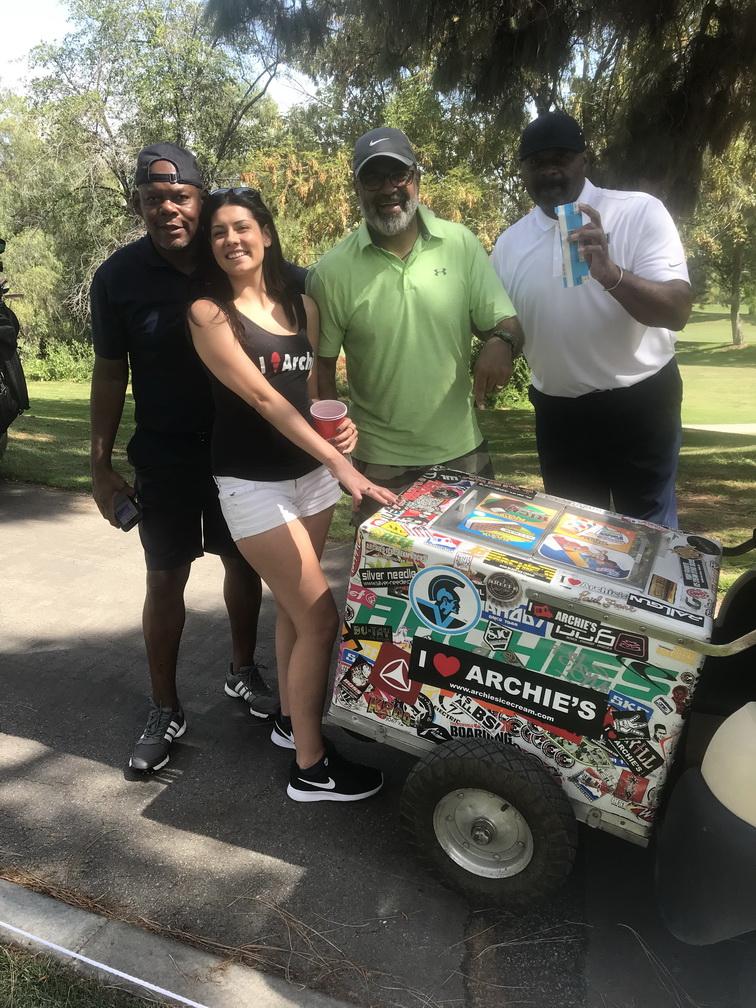 6th Annual ESPN Golf Classic in Industry Hills - 2018