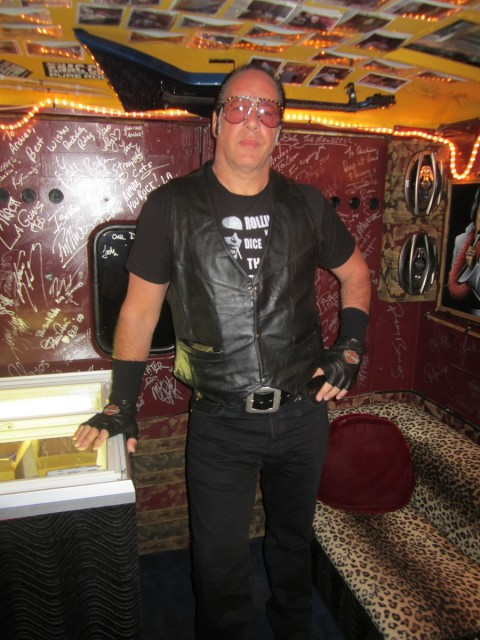 "Andrew ""Dice"" Clay - Comedian & Actor"