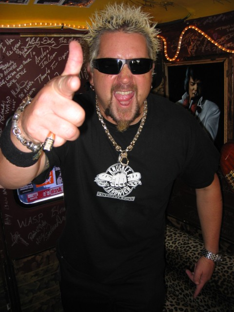 Guy Fieri - Celebrity Chef