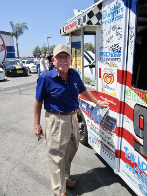 Bill Krause - Legendary Race Car Driver