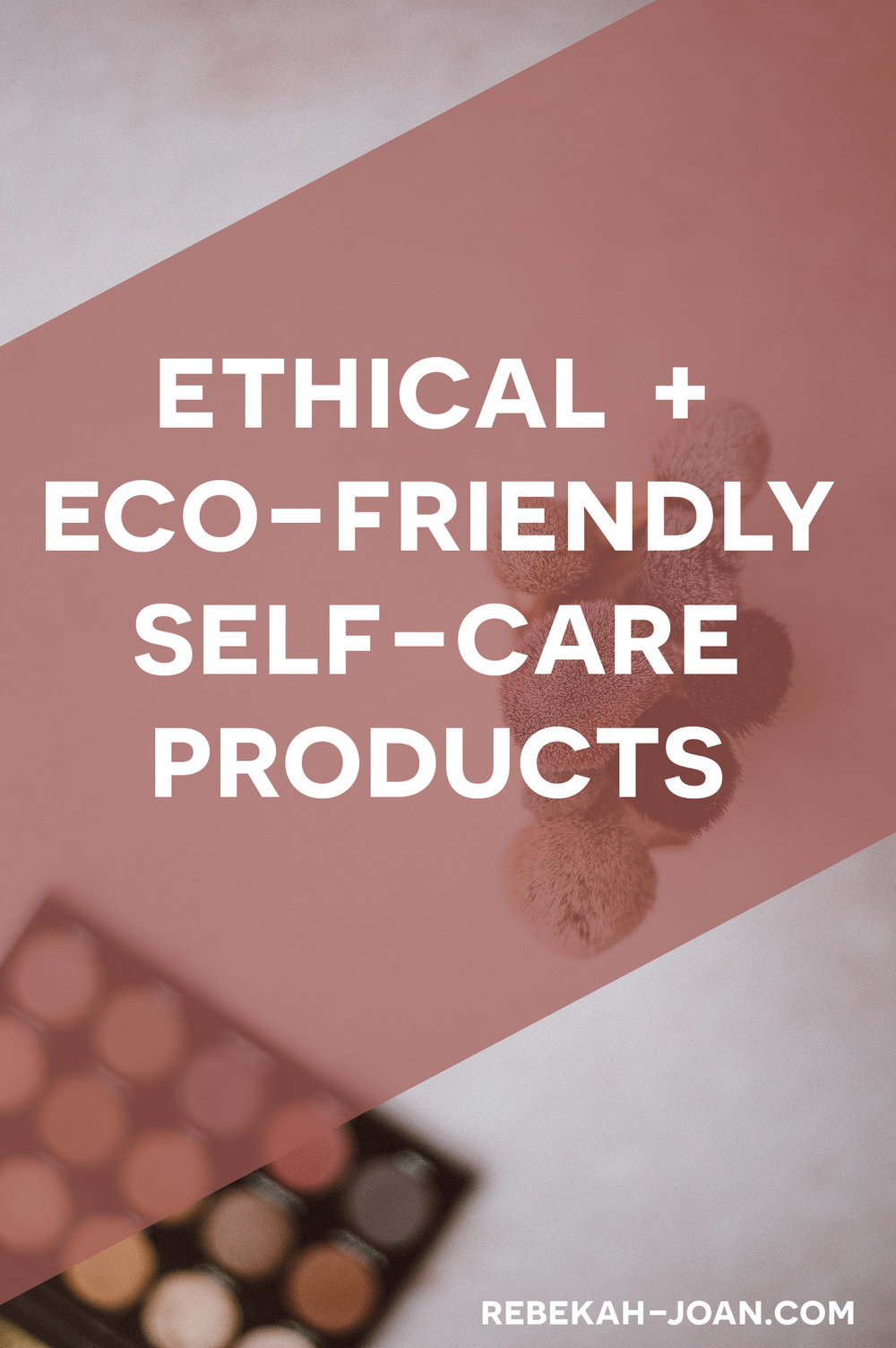 - We all use self-care products, from soaps to scrubs to tampons. But are we using the best ones? Are the products we're putting on (or in) our bodies good for us? And are they good for our environment? This post delves into a few self-care brands committed to your health + the health of our planet.