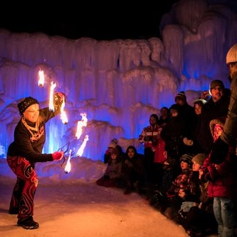 Fire Performances by Insphyre Performances