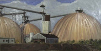 31 Agway Domes oil on canvas 24 x 60.jpg