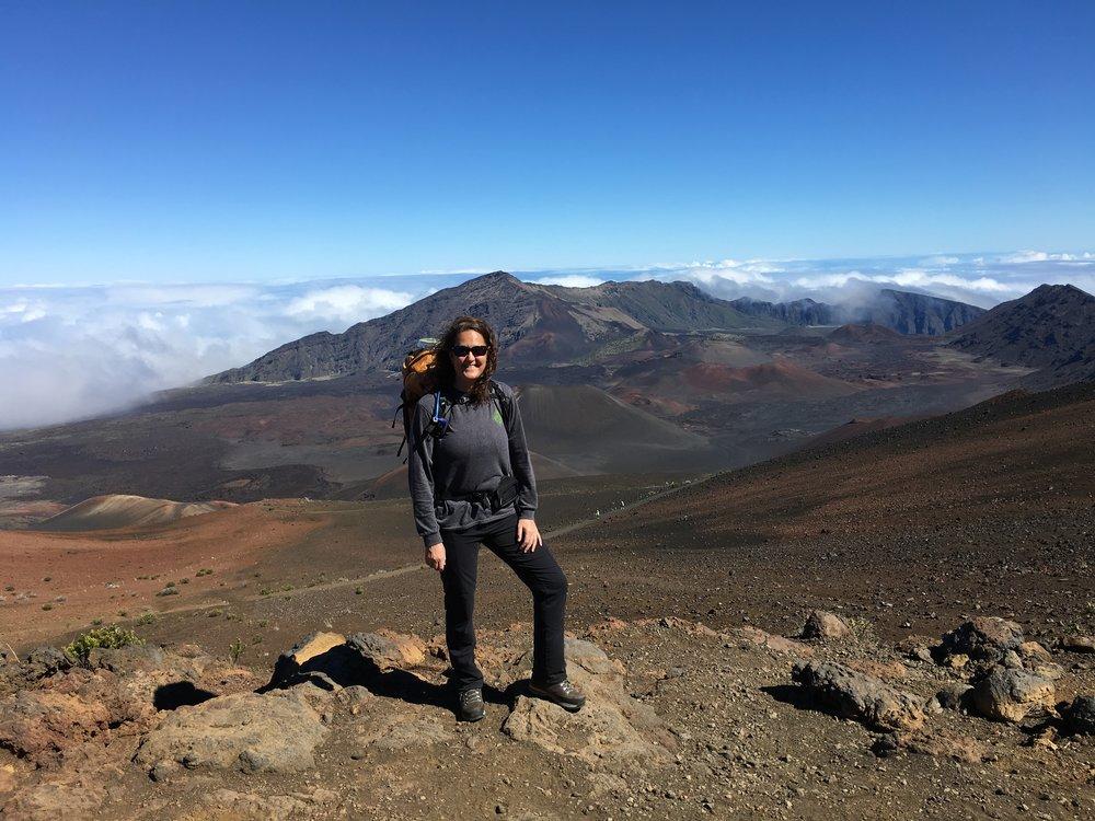 Haleakala National Park hut trip, Maui, Hawaii - adventure travel at its best