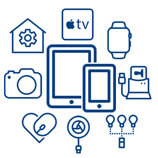 Device Testing  Verification of your content on hardware and devices: Tablets, smartphones, cameras, smarthome devices, medical devices, smart watches, screensharing devices