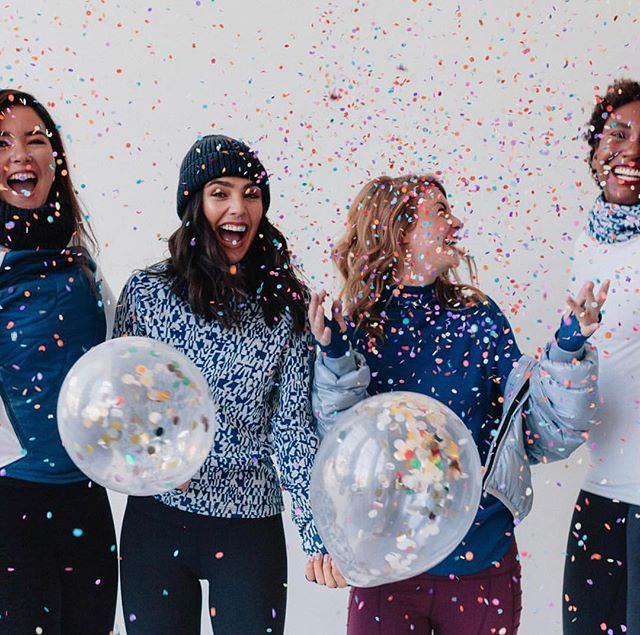 It's Women-Led Wednesday! #ShopWomen and then let's celebrate all that we've done and will continue to accomplish together. 🎉💪🏼🔥 • • photo courtesy of Women-Led @oiselle ##womenledwednesday #strongertogether #thefutureisfemale #femalefounded #girlboss #forbeswomen #bossbabe #entrepreneurship