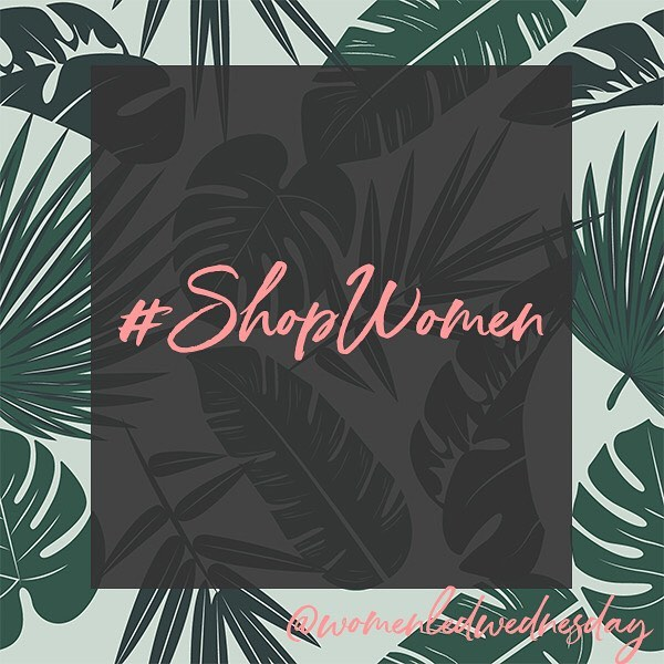 It's Cyber Monday, which means it's still a perfect opportunity to #ShopWomen, #ShopSmall and, in general, shop with purpose. 🙌🏼 • • #thefutureisfemale #womenledwednesday #girlboss #forbeswomen #entrepreneurship #bossbabe #cybermonday #blackfriday