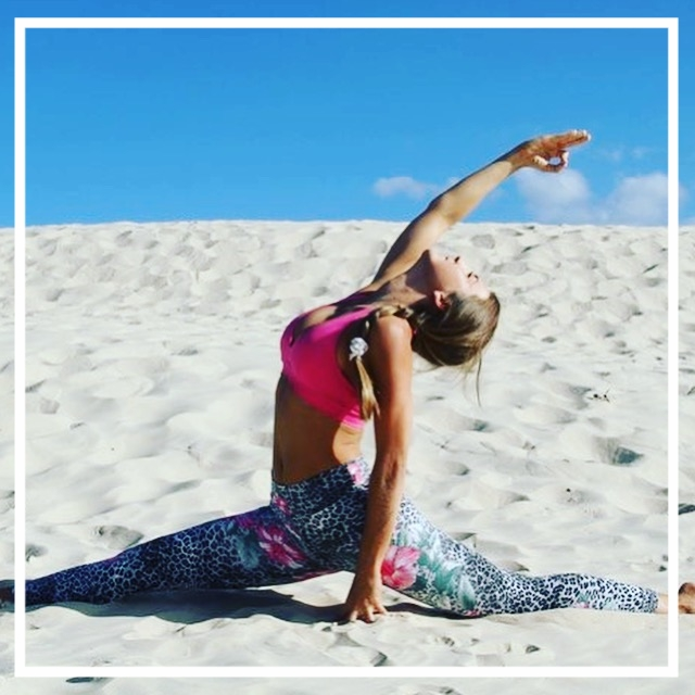 Dani - Dani is from Brazil, a mom, and passionate about yoga. She loves to teach yoga in a way that is accessible to everyone and to create an atmosphere where everyone feels comfortable and feels the connection with themselves. You can find her on instagram @daniaguiar_personal_yoga.
