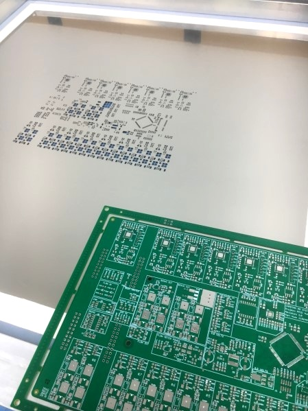Simple but important - a high quality stencil ensures solder paste is applied properly to SMT pads on the bare boards.