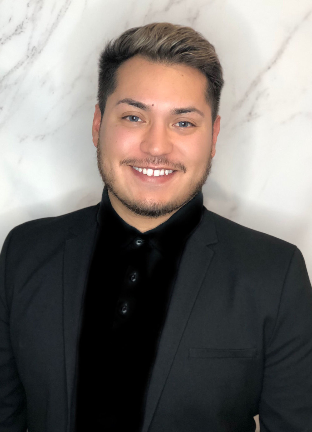 Noe believes that no one should ever hide their beauty. His specialty is creating fast go-out-ready hairstyles, whether it's for a special event or night out, he'll leave you feeling amazing from root to nail tip. He deeply values customer service, providing an ear to clients needs, not to mention his shampoos are one of a kind.