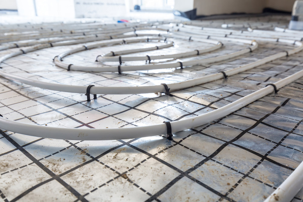 INSLAB UNDERFLOOR HEATING -