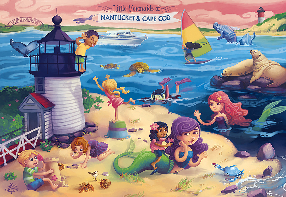 blog - mermaids cape cod